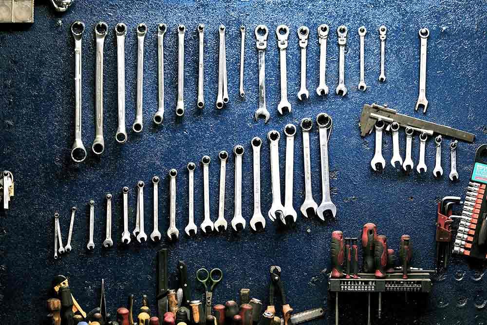Equipements pour garage